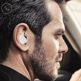 Mini Wireless Bluetooth 4.1 Stereo In-Ear Headset Earphone