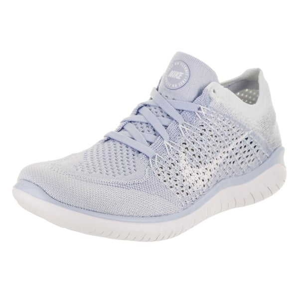 save off 7e96a ec7e2 Shop Nike Women's Free Rn Flyknit 2018 Running Shoe - Free ...