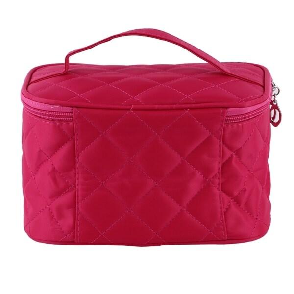 ac52bd450ebf Shop Portable Outdoor Travel Women Makeup Cosmetic Toiletry Bag ...