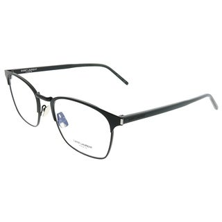 Saint Laurent Square SL 224 001 Unisex Black Frame Eyeglasses