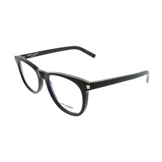 Saint Laurent Square SL 225 001 Unisex Black Frame Eyeglasses