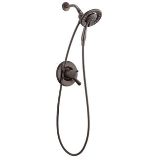 Delta Linden Monitor 17 Series Traditional Shower Trim with In2ition T17293-RB-I Venetian Bronze