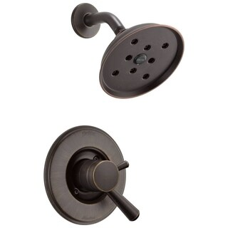 Delta Linden Monitor 17 Series Traditional H2Okinetic Shower Trim T17293-RB Venetian Bronze