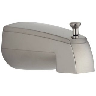 Delta RIZU Tub Spout - Pull-Up Diverter RP19820SS Stainless