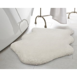 Laura Ashley Micro Sheep 2' x 3' Bath and Accent Rug - 2' x 3'
