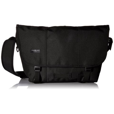 Timbuk2 Classic Messenger Bag Jet Black/ Medium