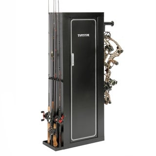 The Sportsman's Butler by Tuff Stor Model 907, Metal Security Cabinet for Guns, Archery, or Fishing