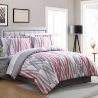 Bixby Printed Bed In A Bag Comforter Set