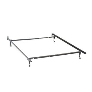 Metal Bed Frame for Twin and Full Headboards