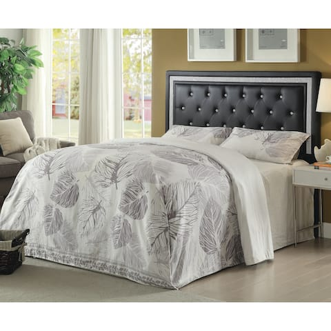 Andenne Contemporary Upholstered Headboard