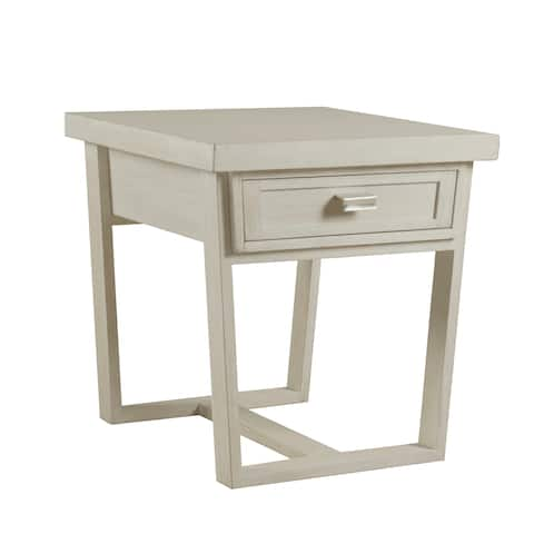 Graphite End Table by Panama Jack