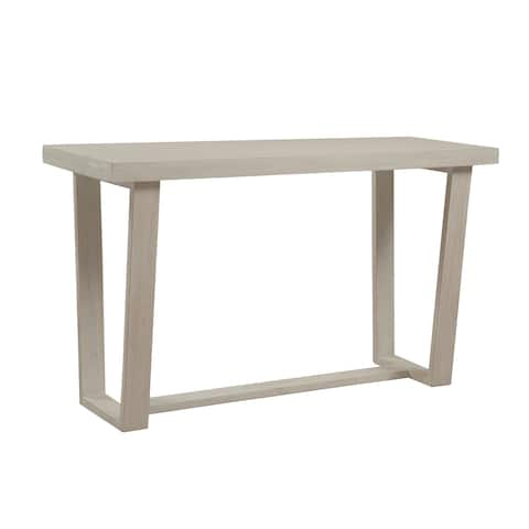 Graphite Console Table by Panama Jack