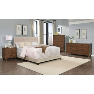 Sutter Tufted Upholstered Bed