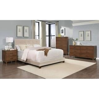 Sutter Tufted Upholstered Bed