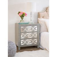 The Curated Nomad Saba 3-drawer Chest
