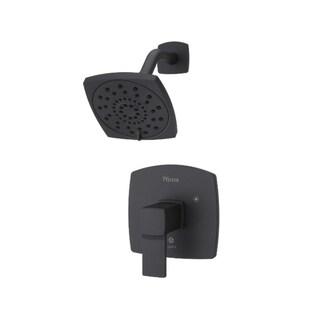 Pfister Deckard Shower Only Trim Kit Matte Black