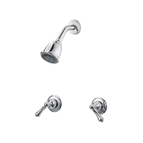 Pfister 07 Series Two Handle Shower Chrome