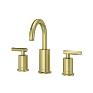 Pfister Contempra Wide Spread Brushed Gold
