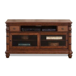 Isle of Palms Entertainment Console Table by Panama Jack