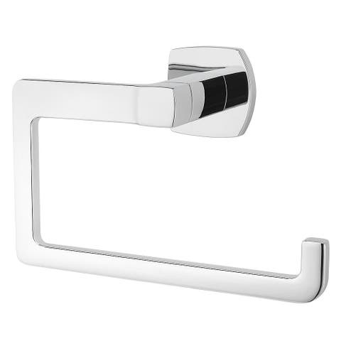 Pfister Deckard Towel Ring Chrome