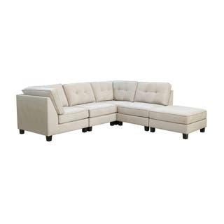 Buy White Modular Sectional Sofas Online At Overstock