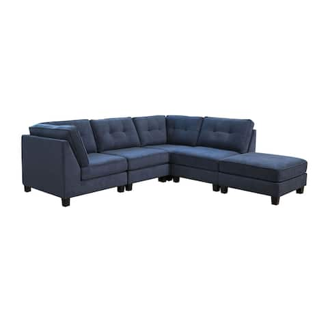 Buy Top Rated - Blue Sectional Sofas Online at Overstock | Our Best ...