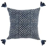 Kosas Home Taka 100% Cotton 20-inch Throw Pillow