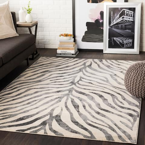 Niamey Animal Print Area Rug
