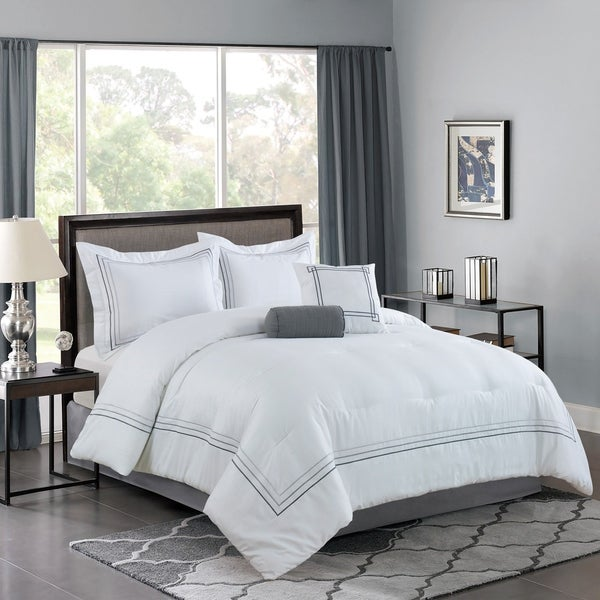 Bellagio 5pc Comforter Set. Opens flyout.