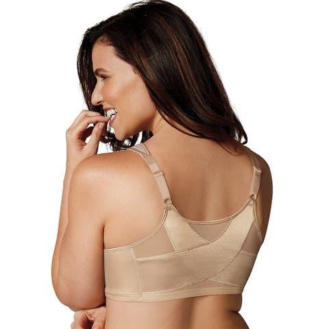 Playtex Womens 18 Hour Front Close Posture Bra (E525)