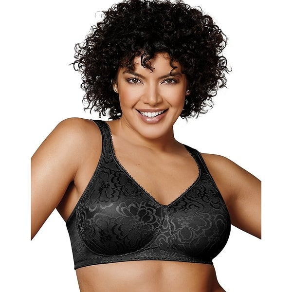 f1531e6dc232b Playtex Womens 18 Hour Ultimate Lift  amp  Support Wirefree Bra (4745)