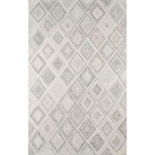 Momeni Cortland Hand Tufted Wool Beige Area Rug - 2' x 3'