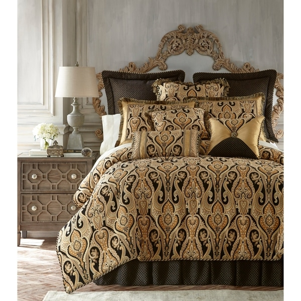 Austin Horn Clics Alexandria 3 Piece Luxury Comforter Set