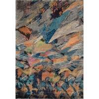 Momeni Casa Multicolor Area Rug - 9'3 x 12'6