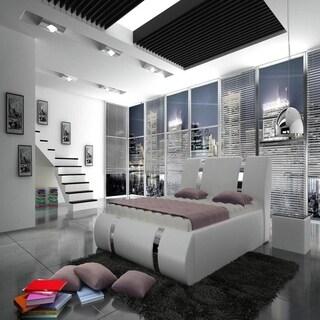 Modern Platform Bed Atlantis