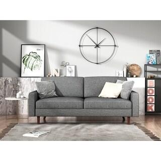 Goss Fabric Upholstered Sofa