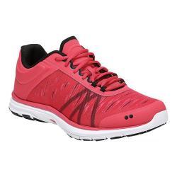 Women's Ryka Dynamic 2.5 Training Shoe Red/Black/White Mesh