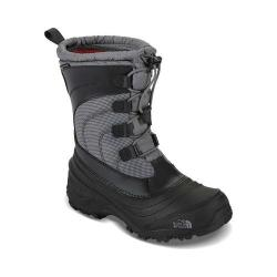 Children's The North Face Alpenglow IV Boot Griffin Grey/Zinc Grey