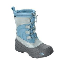 Children's The North Face Alpenglow IV Boot Blizard Blue/Icee Blue