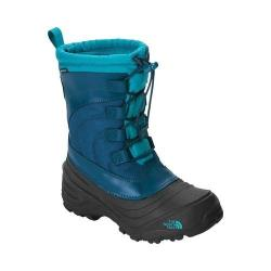 Children's The North Face Alpenglow IV Boot Egyptian Blue/Blizzard Blue
