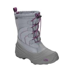 Children's The North Face Alpenglow IV Boot Frost Grey/Wood Violet