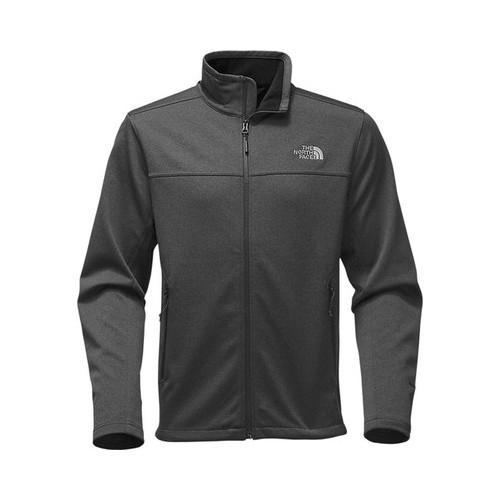 c736906ceb8f Shop Men s The North Face Apex Canyonwall Jacket TNF Dark Grey Heather TNF  Dark Grey Heather - Free Shipping Today - Overstock - 19390492