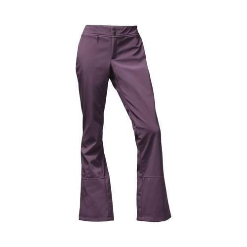 Women's The North Face Apex STH Pant-Short Dark Eggplant ...