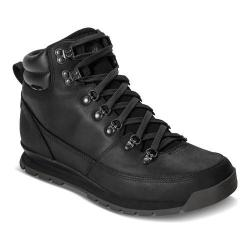 Men's The North Face Back-To-Berkeley Redux Leather Boot TNF Black/TNF Black/TNF Black