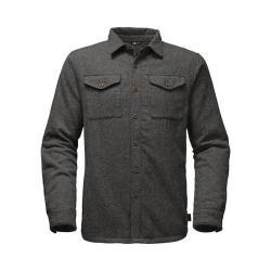 Men's The North Face Cabin Fever Wool Shirt TNF Dark Grey Heather