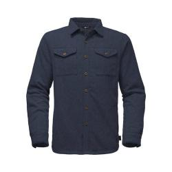 Men's The North Face Cabin Fever Wool Shirt Urban Navy