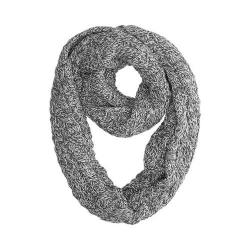 The North Face Cable Minna Scarf High Rise Grey