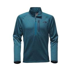 Men's The North Face Canyonlands 1/2 Zip Brilliant Blue Heather