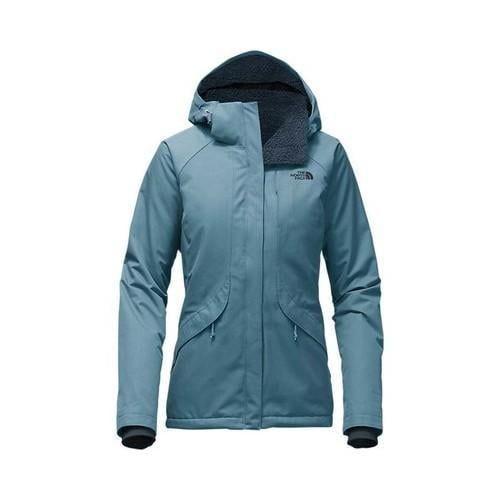 e2f369db7 Women's The North Face Inlux Insulated Jacket Provincial Blue