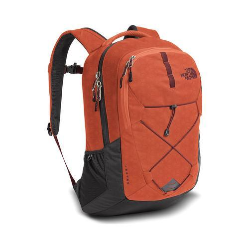 343df7309 The North Face Jester Backpack Ketchup Red Emboss/Asphalt Grey